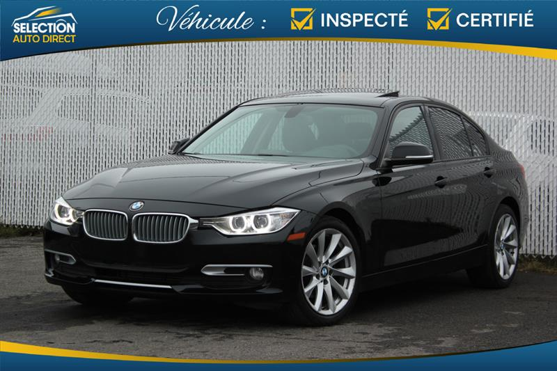 BMW 3 Series 2013 4dr Sdn 320i xDrive AWD #S978592
