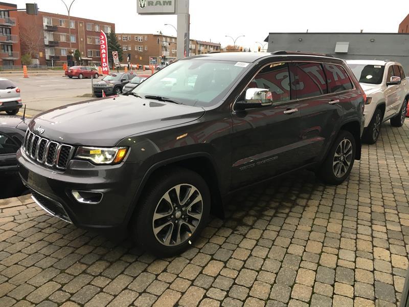 Jeep Grand Cherokee 2018 Limited 4x4  #C18530