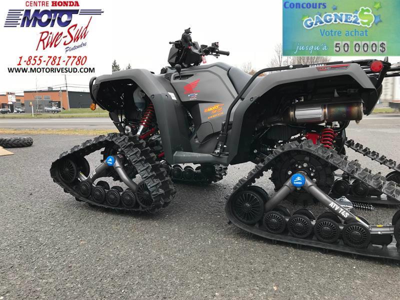 Honda TRX 500 FA7 2018