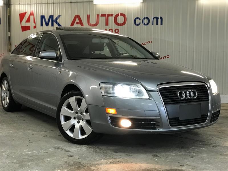 Audi A6 2007 3.2L #7N075479