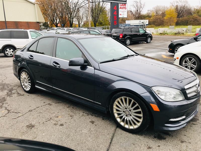 Mercedes-Benz C-Class 2011 54$* par semaine/Financement #95160-2