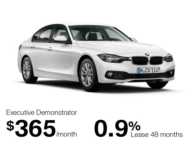 2018 BMW 3 Series 330i xDrive Sedan #J2137