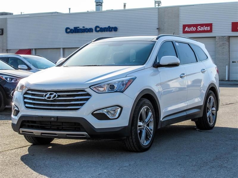 2013 Hyundai Santa Fe XL LIMITED #B40