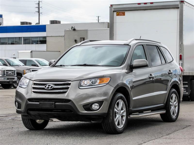 2012 Hyundai Santa Fe SUNROOF #62936