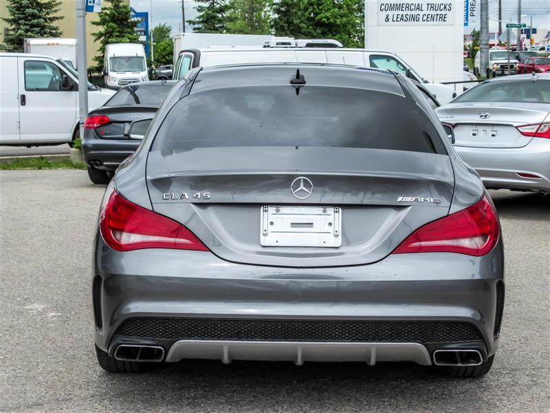 2014 mercedes-benz cla45 amg cla45 amg used for sale in woodbridge
