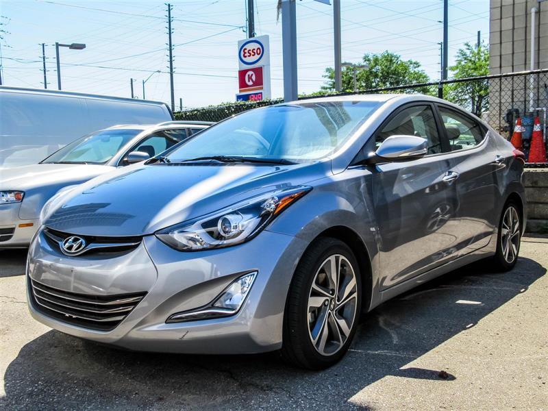 2014 Hyundai Elantra NAVIGATION #16580