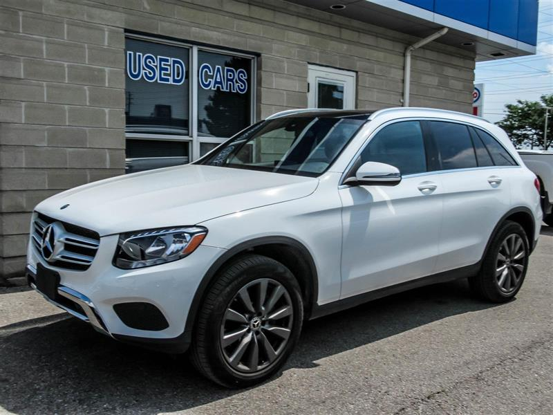 2017 Mercedes-Benz GLC 300 NAVIGATION #16042