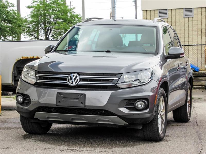 2014 Volkswagen Tiguan LOADED #00116