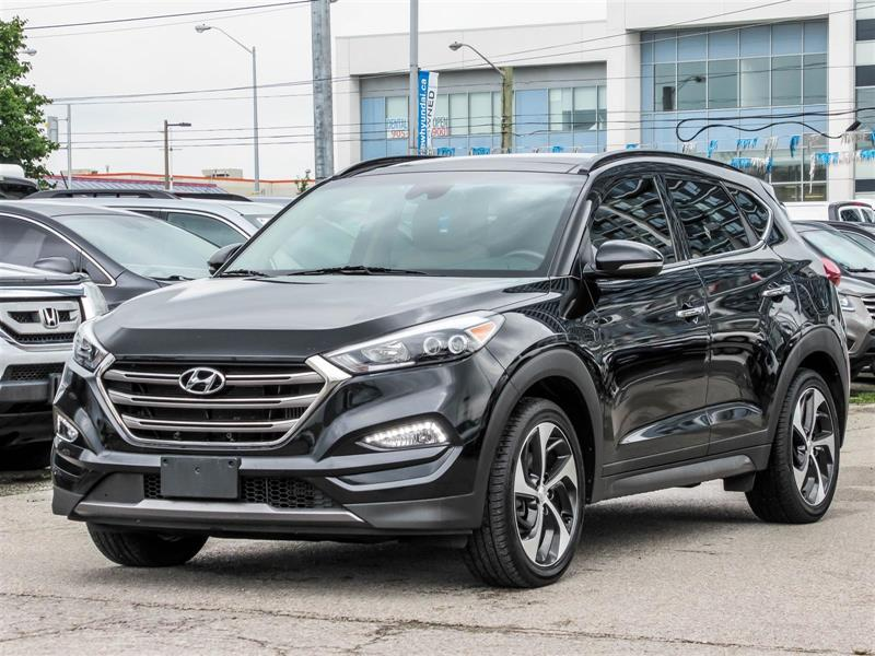2016 Hyundai Tucson Ultimate AWD #58703