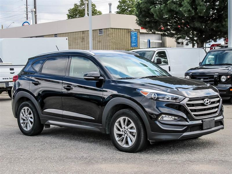 2016 Hyundai Tucson All Wheel Drive Used For Sale In