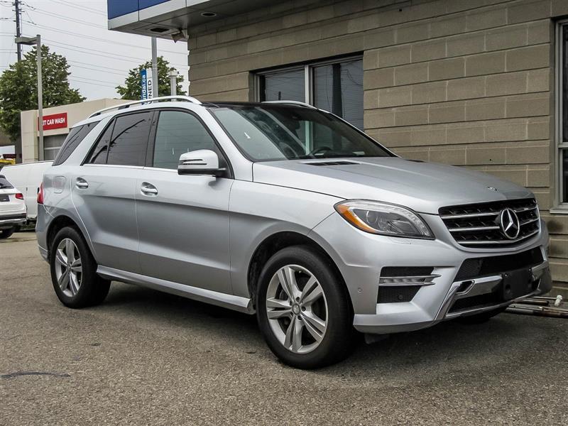 2013 Mercedes-Benz ML350 BLUETEC #11313