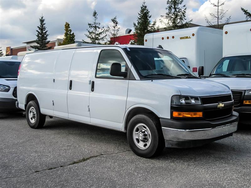 2018 Chevrolet Express 2500 #46087
