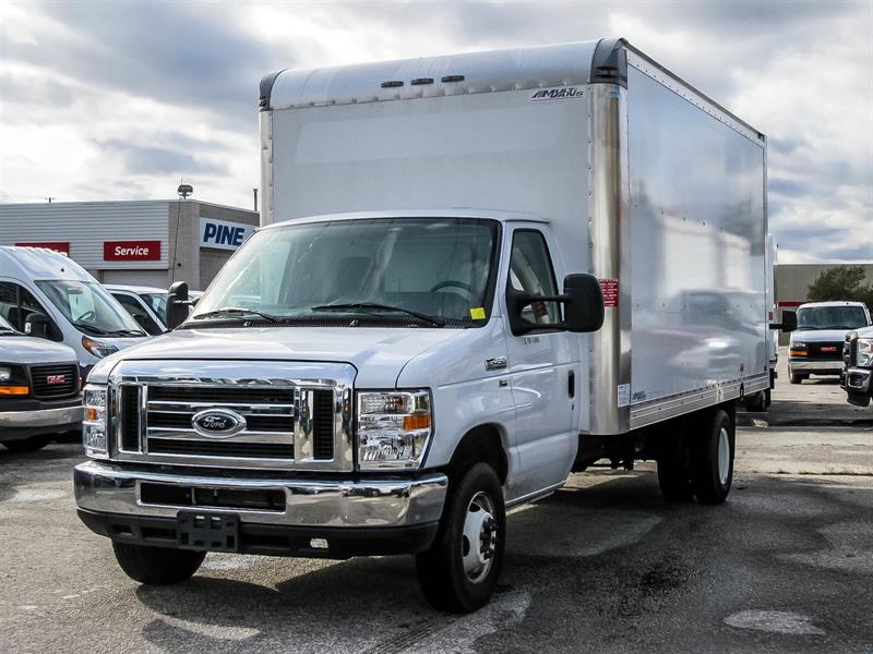 2018 Ford E450 16 FT CUBE #12822