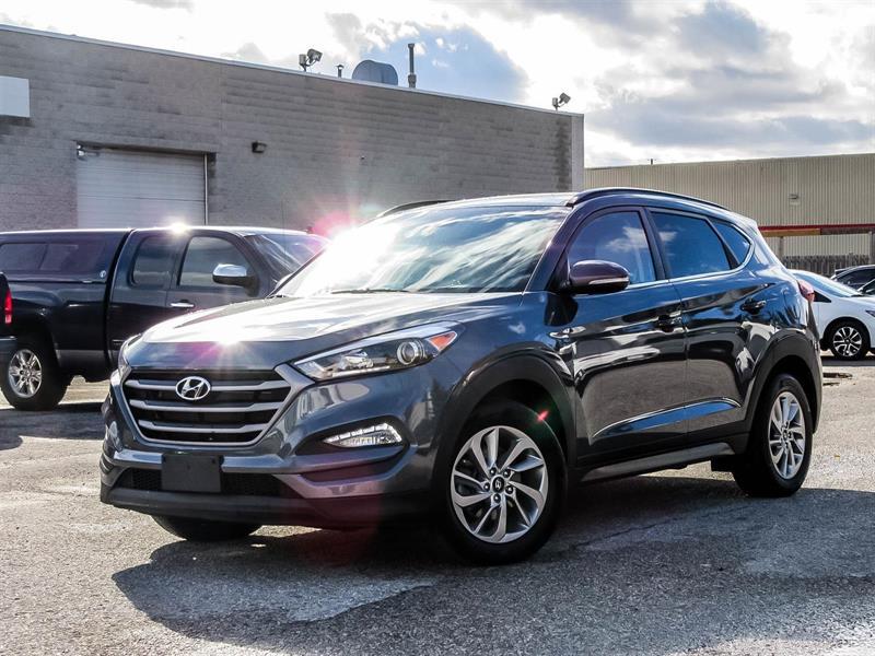 2016 Hyundai Tucson NAVIGATION #35769