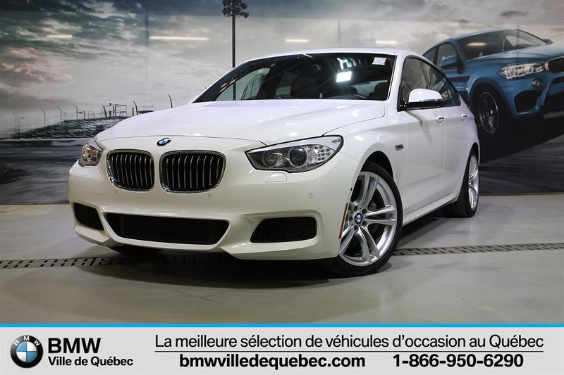 BMW 535i Xdrive Gran Turismo 2015 #U4971