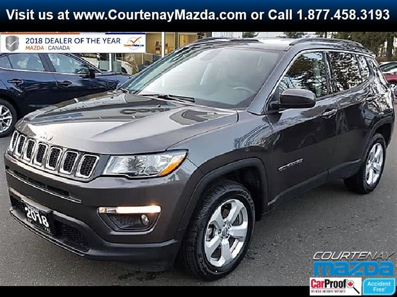 2018 Jeep Compass 4x4 North #P4718