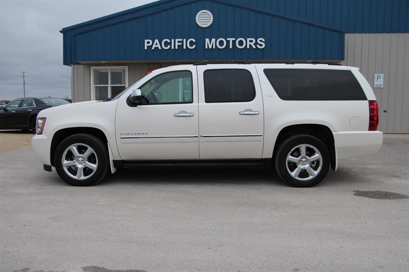 2013 Chevrolet Suburban LTZ*IMMACULATE CONDITION*DUAL DVD*BLUETOOTH* #P8949