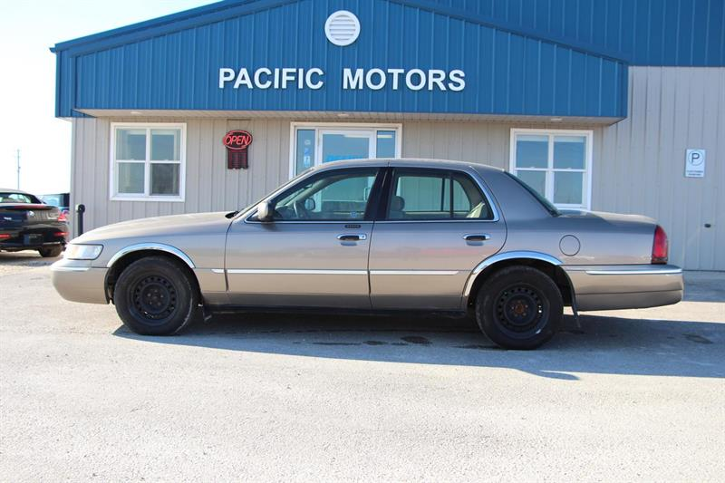2001 Mercury Grand Marquis LS #P8890