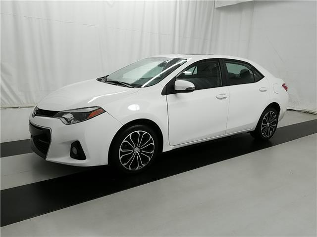 2015 Toyota Corolla S LEATHER #N1923A