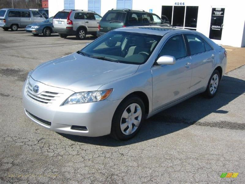 2008 Toyota Camry LE LEATHER