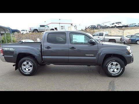 2015 Toyota Tacoma 4WD BASE WITH LEATHER