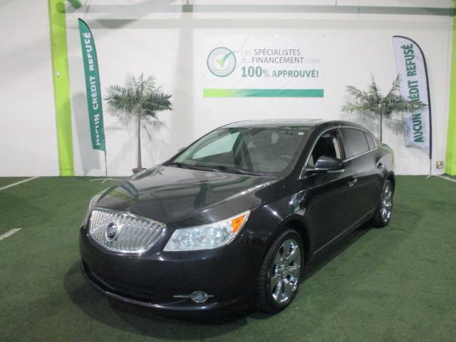 Buick LaCrosse 2012 4dr Sdn Leather FWD #2468-10