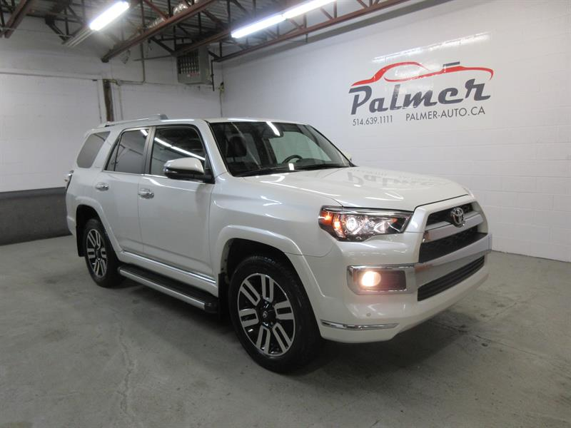 Toyota 4Runner 2016 Limited 7 passagers #8100