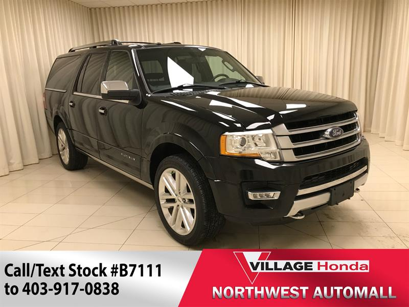 2016 Ford Expedition Max Platinum 4WD #B7111