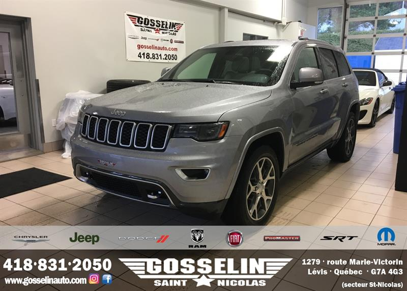 Jeep Grand Cherokee 2018 Sterling Edition 4x4 *Ltd Avail* #J4665