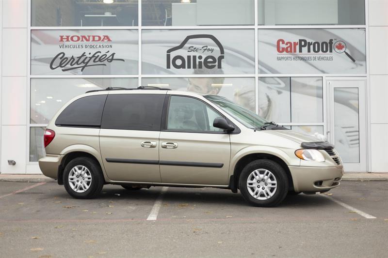 Dodge Caravan 2007 SE #181430A