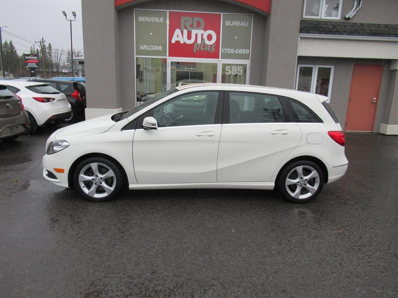 Mercedes-Benz B-Class 2014 4dr HB B 250 Sports Tourer #10087
