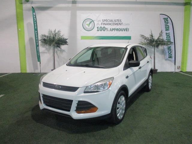 Ford Escape 2013 FWD 4dr S #2472-10