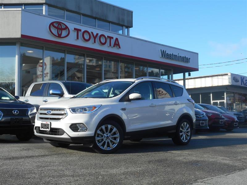 2018 Ford Escape Titanium AWD #P6710T