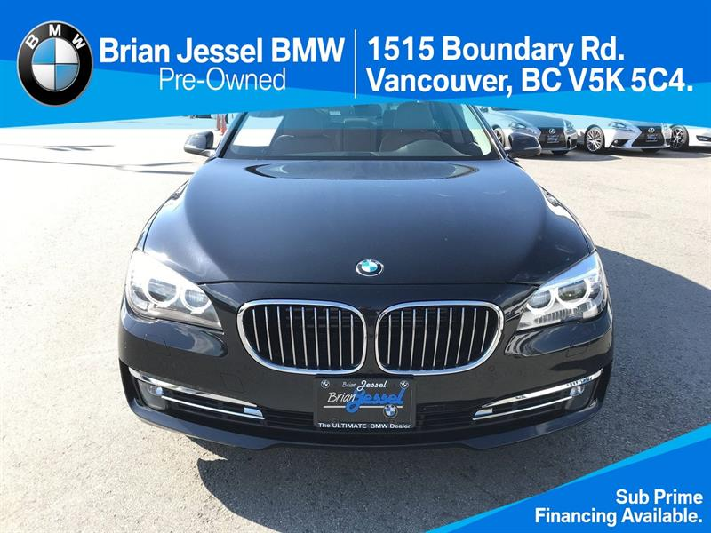 2014 BMW 7 Series 750i xDrive #BP6885