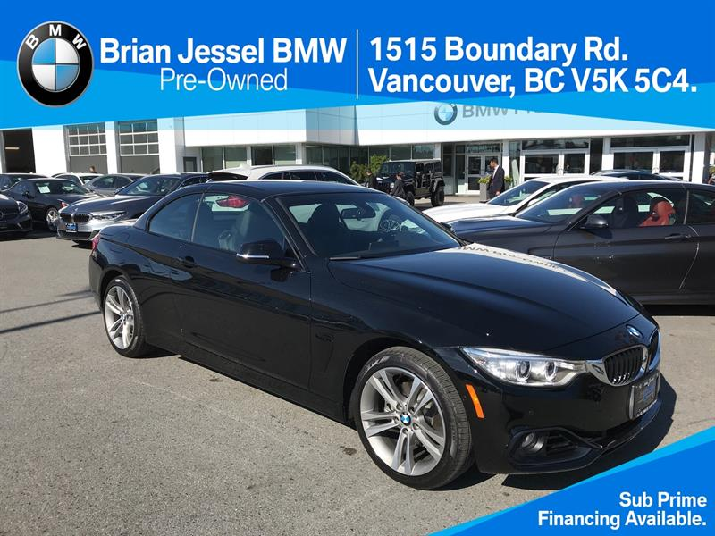 2016 BMW 4 Series 428i xDrive Cabriolet #BP7216