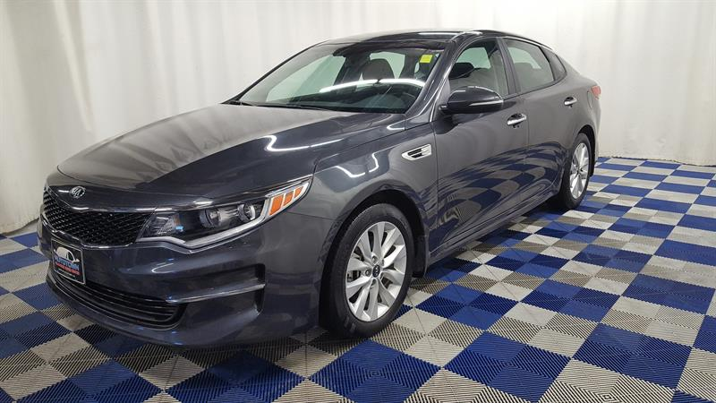 2017 Kia Optima LX/BLUETOOTH/TOUCH SCREEN/ALLOY RIMS #17KO41972