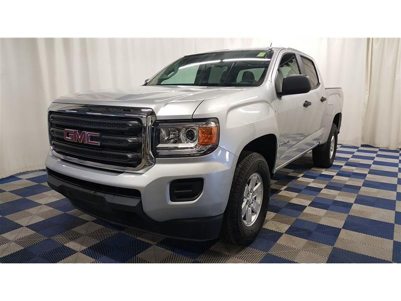 2016 GMC Canyon SL/ACCIDENT FREE/REAR CAM #16GC31286