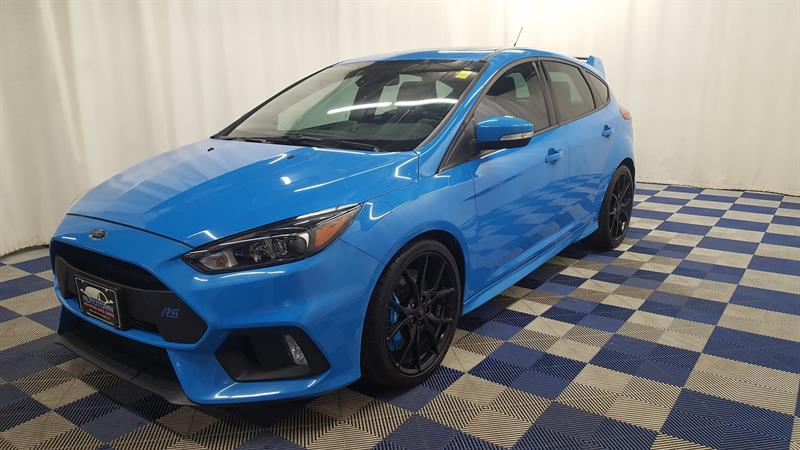 2016 Ford Focus RS 350HP AWD TURBO!!! ONE OWNER!! #16FF16503