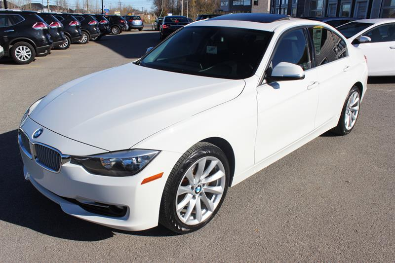 BMW 3 Series 2014 320i xDrive AWD  #A4904