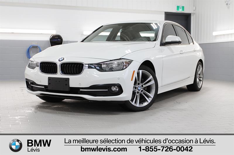 BMW 320I 2016 xDrive Sedan #V0146
