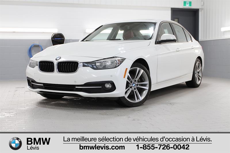 BMW 320I 2016 xDrive Sedan #V0162