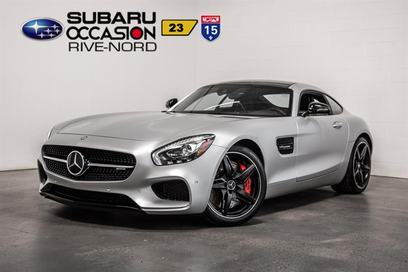 Mercedes-Benz AMG GT 2017 S #ConsigneCL