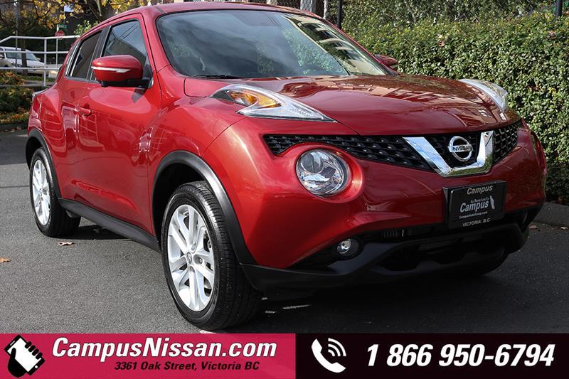 2015 Nissan Juke SL | AWD w/ Navigation #8-X501A
