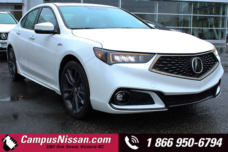 2019 Acura TLX Tech A-Spec #19-4106