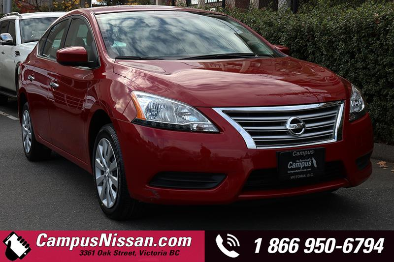 2014 Nissan Sentra SV | Sedan w/ Bluetooth #A7364