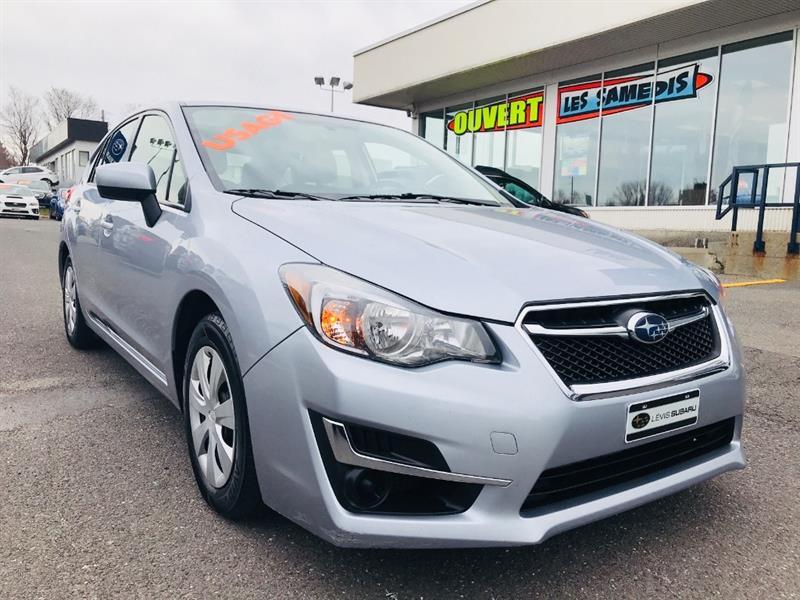 Subaru Impreza 2015 2.0i #15702A