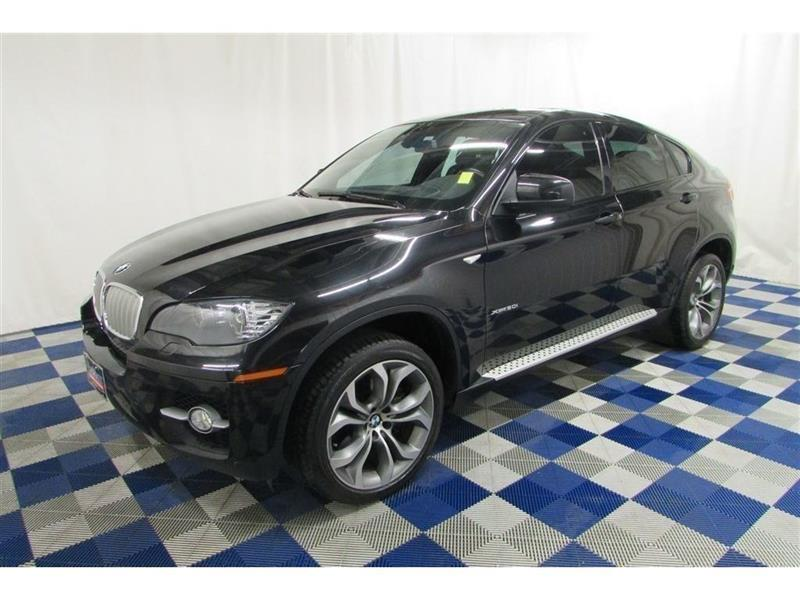 2011 BMW X6 xDrive50i AWD/ACCIDENT FREE/REAR CAM/NAV/LOADED!! #LUX11BX96094