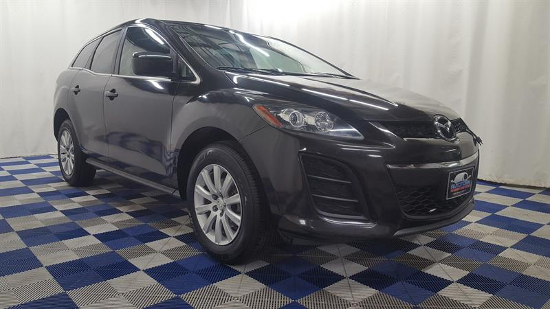 2011 Mazda CX-7 GX/ACCIDENT FREE/LEATHER/SUNROOF #13LR00998A