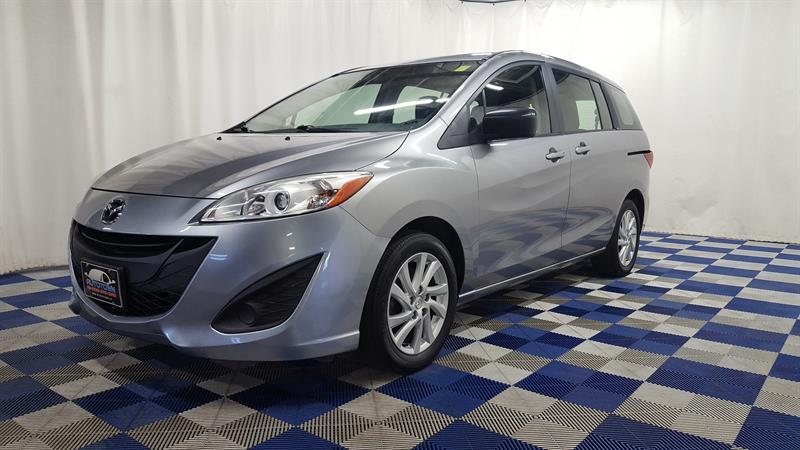 2012 Mazda 5 Mazda5 GS/ACCIDENT FREE!! #12M518917