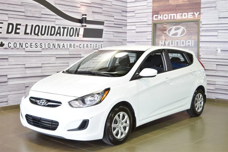 Hyundai Accent 2013 GL #S8346